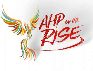 Sarimanok AHP On The Rise (No Sound Design) - Logo Animation (JBM)