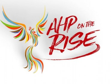 Sarimanok AHP On The Rise (With Sound Design) - Logo Animation (JBM)